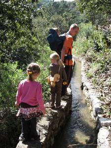 I highly recommend this hike for two-year olds....